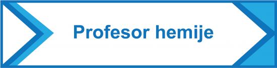 profesor hemije